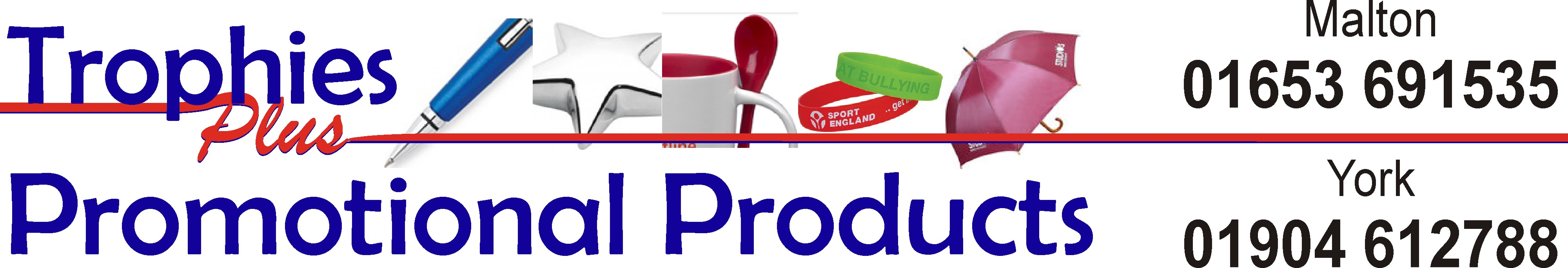 TrophiesPlus Promotional Products